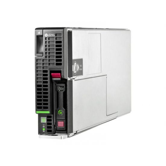 HPE ProLiant BL465c Gen8 - indstikningsmodul - Third-Generation Opteron 6380 2.5 GHz - 16 GB - 0 GB