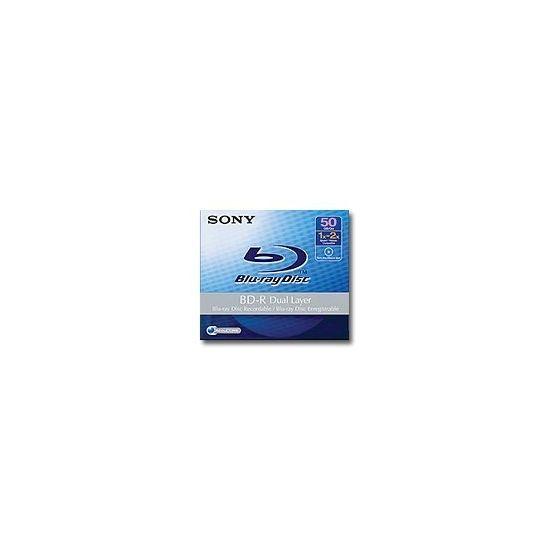 Sony BNR50A - BD-R DL x 1 - 50 GB - lagringsmedie