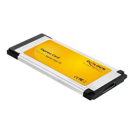 DeLOCK Express Card > HDMI Capture Card - videooptagelsesadapter - ExpressCard