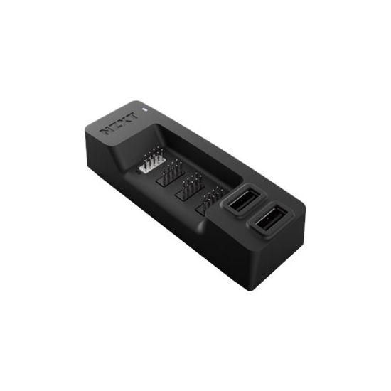 NZXT Internal USB Hub AC-IUSBH-M1 - hub - 5 porte