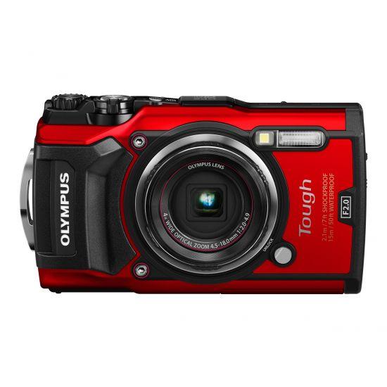 Olympus Tough TG-5 - digitalkamera