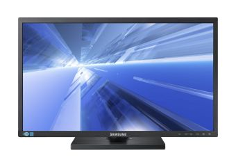 "Samsung SE650 Series S24E650BW &#45 LED-Skærm 24"" Plane to Line Switching (PLS) 4ms"