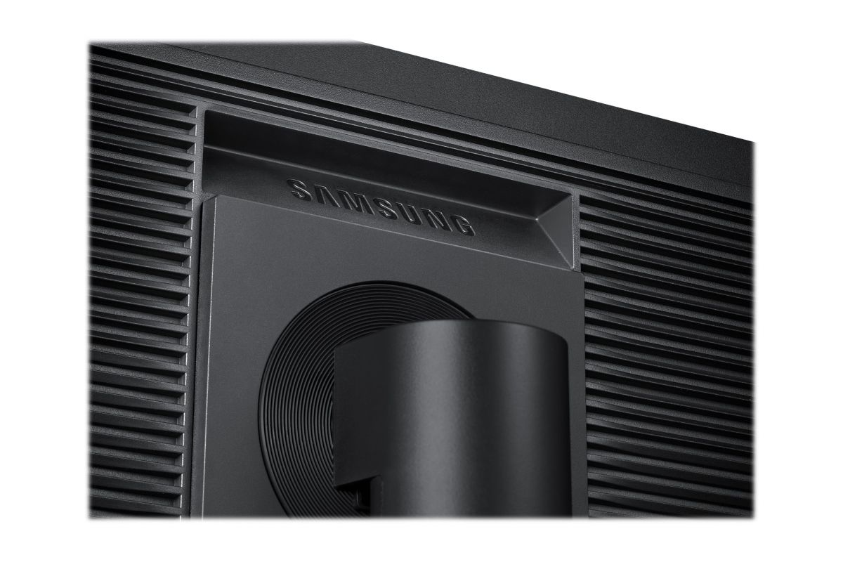 "Samsung SE650 Series S24E650BW &#45 LED-Skærm 24"" Plane to Line Switching (PLS) 4ms"