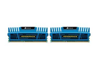 Corsair Vengeance &#45 8GB: 2x4GB &#45 DDR3 &#45 1600MHz &#45 DIMM 240-pin