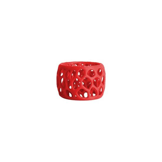 3D Systems Cube 3 - rød - ABS-filament