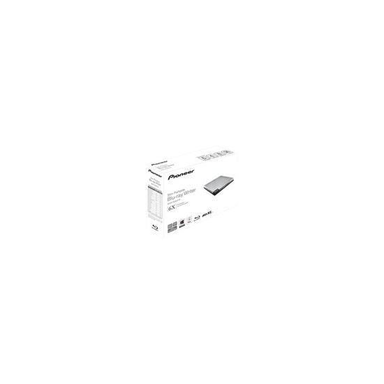Pioneer BDR-XD05 - BD-RE-enhed - SuperSpeed USB 3.0 - ekstern