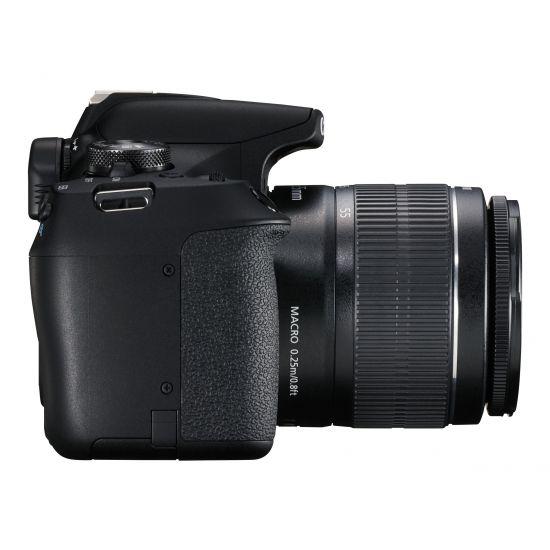 Canon EOS 2000D - digitalkamera - kun kamerahus