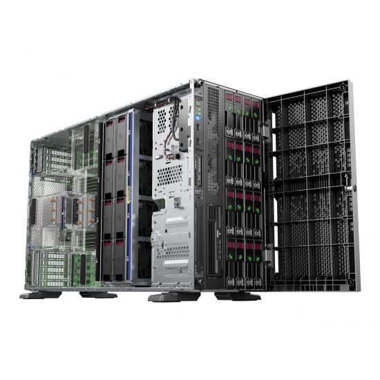 HPE ProLiant ML350 Gen9 Base - tower - Xeon E5-2620V4 2.1 GHz - 16 GB