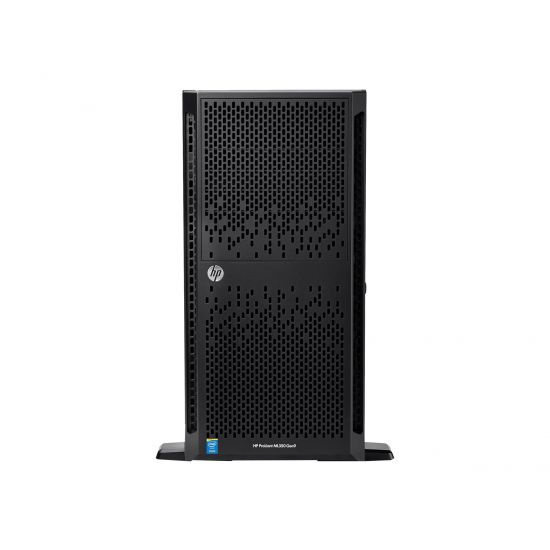 HPE ProLiant ML350 Gen9 Base - tower - Xeon E5-2620V4 2.1 GHz - 16 GB - 0 GB
