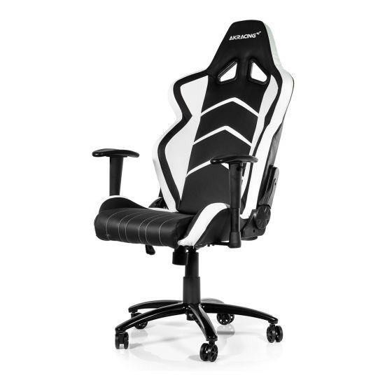 AKRACING Player Gaming Chair - sort/hvid