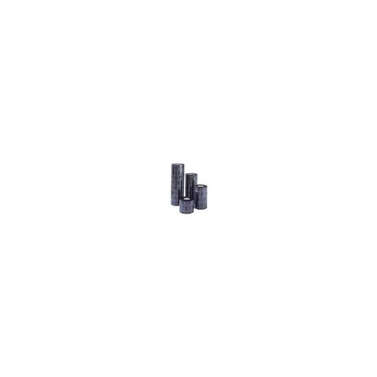 Zebra - 12-pakke - sort - farvebånd refill (termisk overføring)