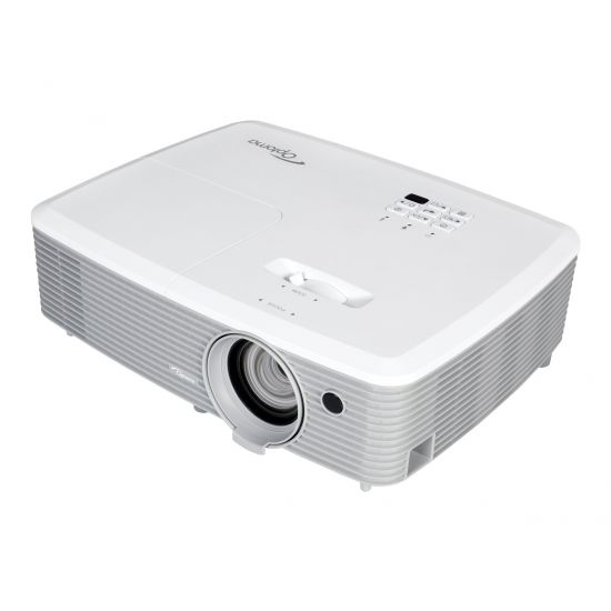 Optoma W344 - DLP-projektor - bærbar - 3D