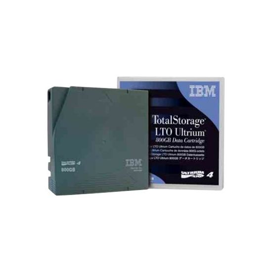 IBM - LTO Ultrium x 1 - 800 GB - lagringsmedie
