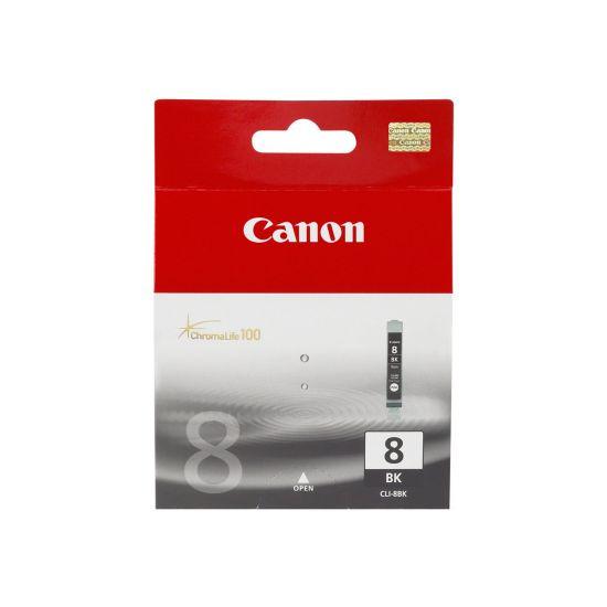 Canon CLI-8BK - sort - original - blækbeholder