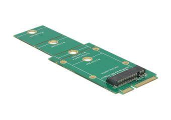 DeLOCK Adapter M.2 NGFF > mSATA