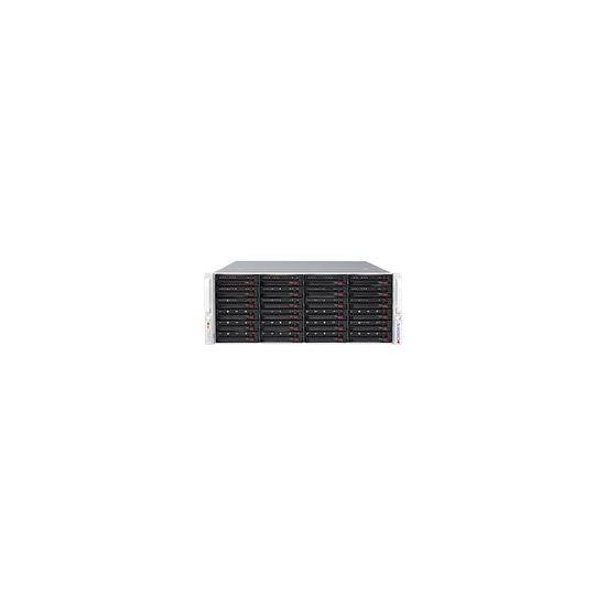 Supermicro SuperStorage Server 6048R-E1CR24N - rack-monterbar - uden CPU - 0 MB