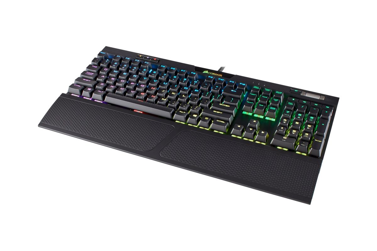 CORSAIR Gaming K70 RGB MK.2 RAPIDFIRE Mechanical