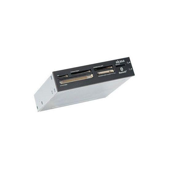 Akasa Internal Card Reader AK-ICR-11 - kortlæser - USB 2.0