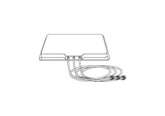 Cisco Aironet 2.4-GHz MIMO 6-dBi Patch Antenna