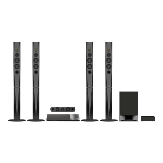 Sony BDV-N9200W - hjemmebiografsystem - 5.1 kanaler