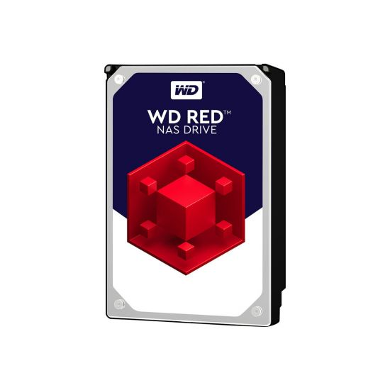 WD Red NAS Hard Drive WD100EFAX &#45 10TB - SATA 6 Gb/s - 7 pin Serial ATA