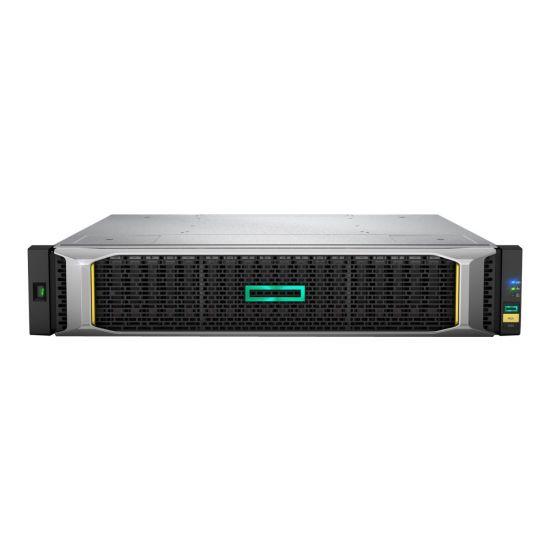HPE Modular Smart Array 2050 SAN Dual Controller LFF Storage - harddisk-array