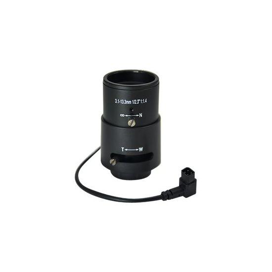 ACTi PLEN-2200 - CCTV objektiv - 3.1 mm - 13.3 mm