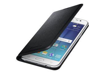 Samsung Flip Wallet EF-WJ500 flipomslag til mobiltelefon
