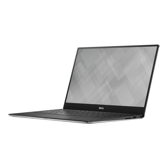 """Dell XPS 13 9360 - Intel Core i7 (8. Gen) 8550U / 1.8 GHz - 16 GB LPDDR3 - 512 GB SSD - (M.2) PCIe - Intel UHD Graphics 620 - 13.3"""" QHD"""