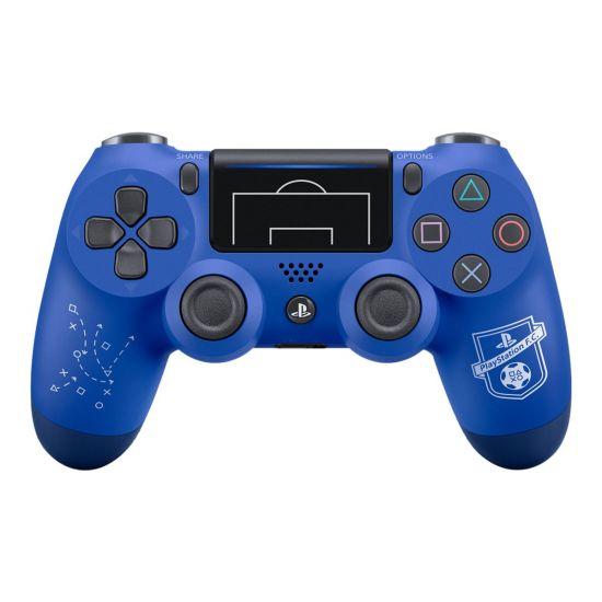 Sony DualShock 4 v2 - PlayStation F.C. - gamepad - trådløs - Bluetooth