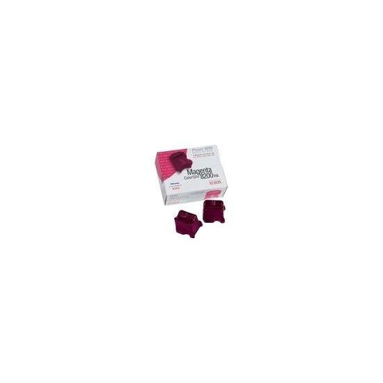 Xerox ColorStix Phaser 8200 - 2 - magenta - fast blæk