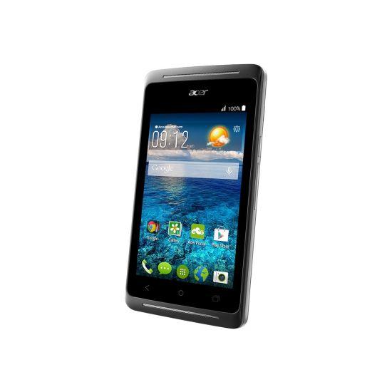 Acer Liquid Z205 - sort - 3G 4 GB - GSM - smartphone