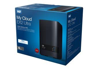 WD My Cloud EX2 Ultra WDBVBZ0000NCH