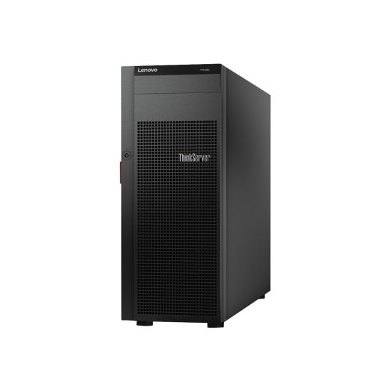 Lenovo ThinkServer TS460 - tower - Xeon E3-1220V6 3 GHz - 16 GB - 0 GB
