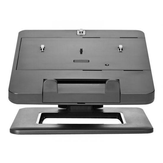 HP Dual Hinge II Notebook Stand - stander til notebook
