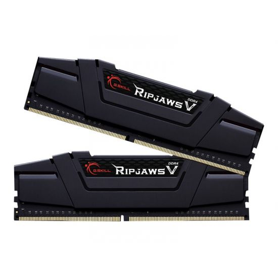 G.Skill Ripjaws V &#45 16GB: 2x8GB &#45 DDR4 &#45 3200MHz &#45 DIMM 288-PIN - CL16
