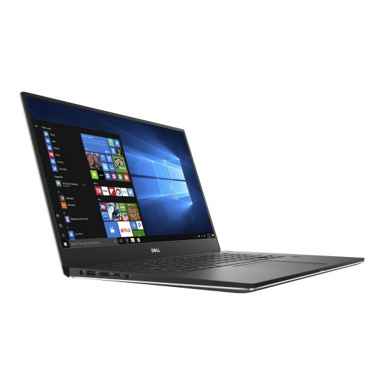 Dell XPS 15 9560 - Intel Core i7 (7. Gen) 7700HQ / 2.8 GHz - 16 GB DDR4 - 512 GB SSD - (M.2) - NVIDIA GeForce GTX 1050 - 15.6""