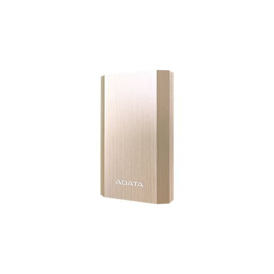ADATA 10050 mAh Powerbank - Gold