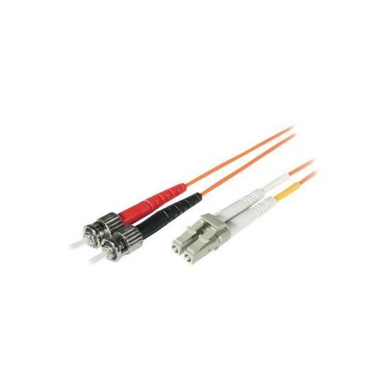 C2G Low-Smoke Zero-Halogen - patchkabel - 1 m - orange