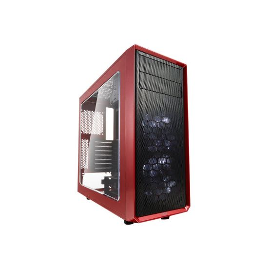 Fractal Design Focus G Red - ATX Kabinet