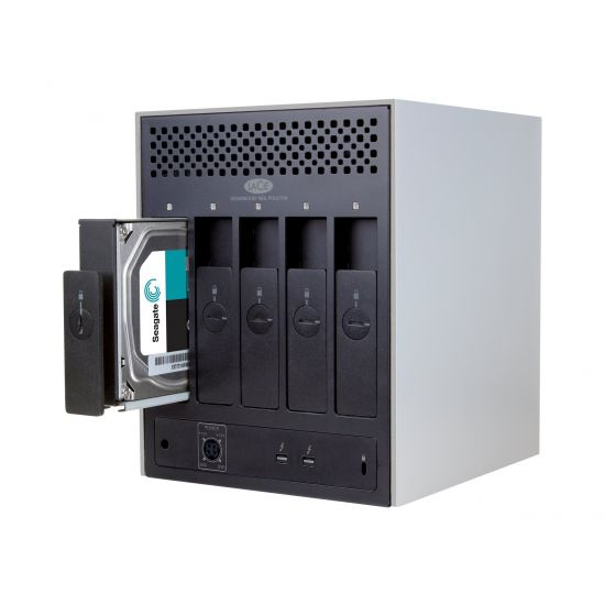 LaCie 5big Thunderbolt 2 - harddisk-array