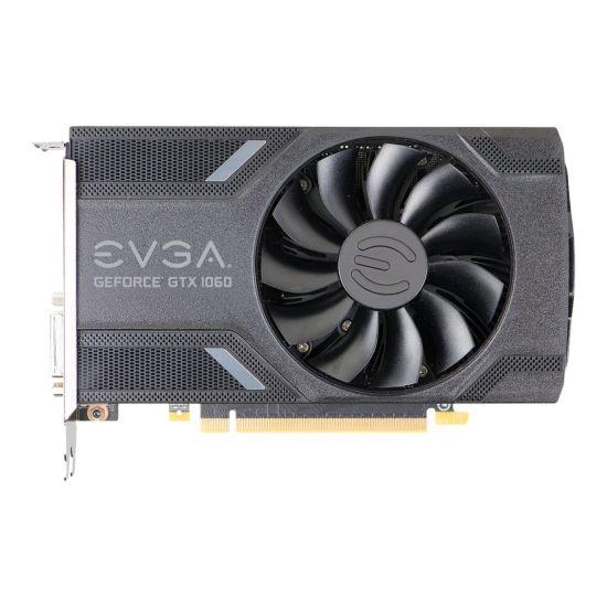 EVGA GeForce GTX 1060 Gaming &#45 NVIDIA GTX1060 &#45 6GB GDDR5 - PCI Express 3.0 x16