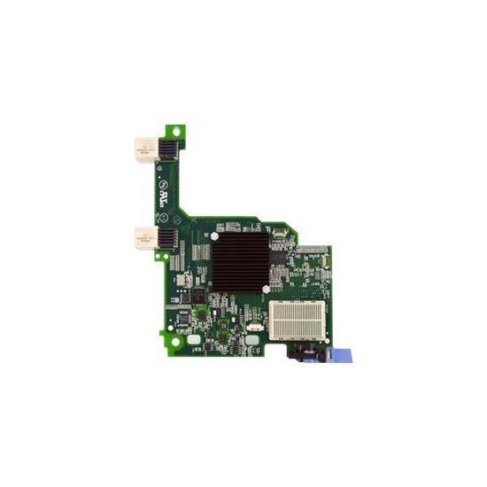 Emulex 10 GbE Virtual Fabric Adapter Advanced for Lenovo BladeCenter - netværksadapter - 2 porte