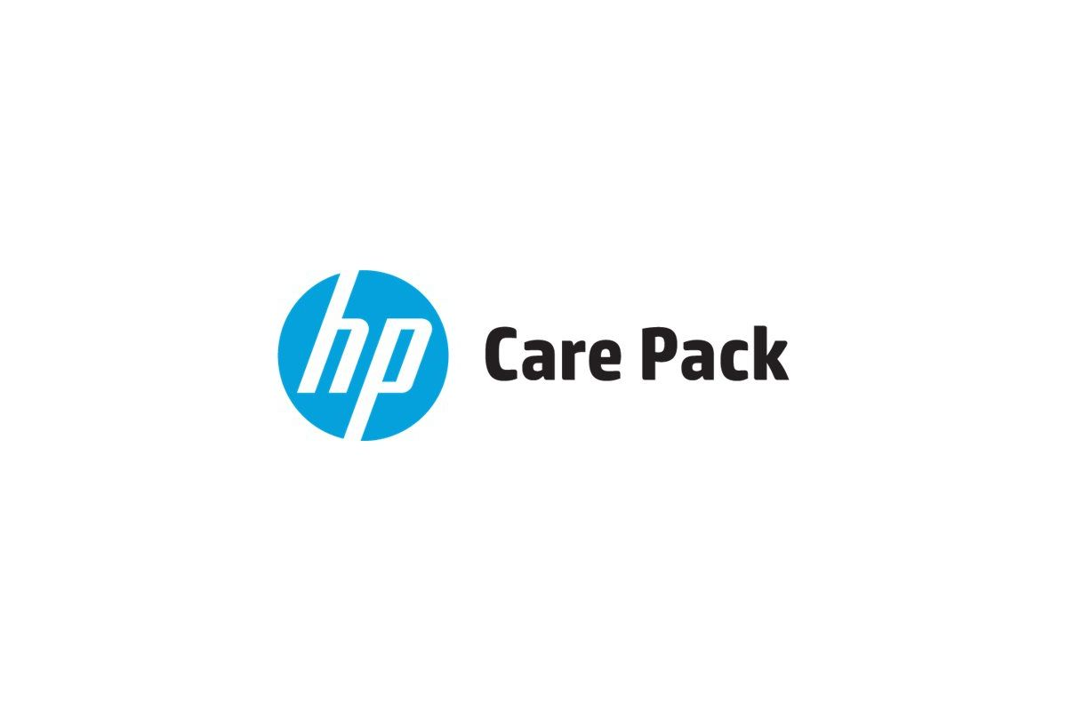 Electronic HP Care Pack Next Business Day Hardware Support for Travelers with Defective Media Retention and Accidental Damage Protection