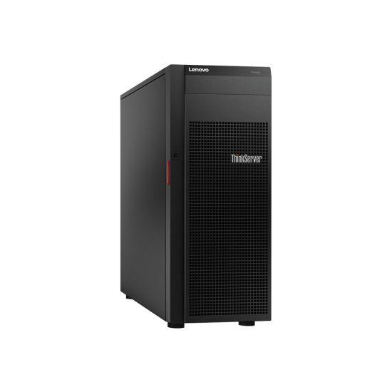 Lenovo ThinkServer TS460 - tower - Xeon E3-1220V5 3 GHz - 8 GB - 0 GB