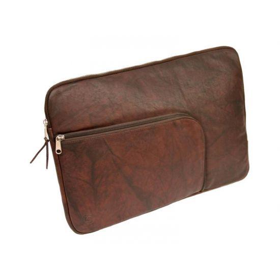 D. Bramante 15.6´´ Bæretaske til Notebook i Brun Læder