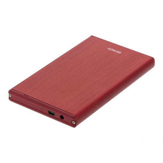 DELTACO MAP-GD30U3 - lagringspakning - SATA 6Gb/s - USB 3.0