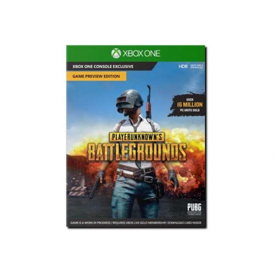 PlayerUnknown's Battlegrounds Game Preview Edition - Microsoft Xbox One