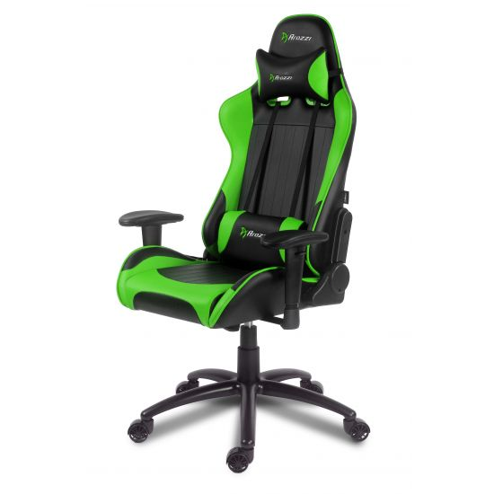 Arozzi Verona Gaming Chair Green