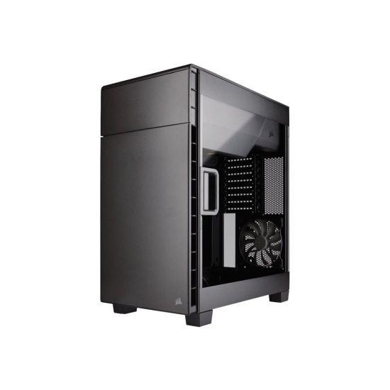 CORSAIR Carbide Series Clear 600C - bigtower - udvidet ATX